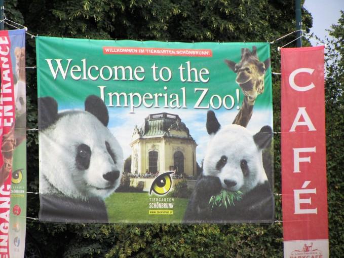 גן החיות המלכותי שבארמון שנברון