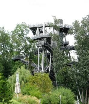 מגדל התצפית בצמרות העצים