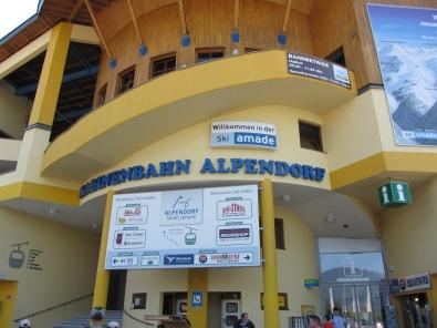 תחנת הרכבל באלפנדורף