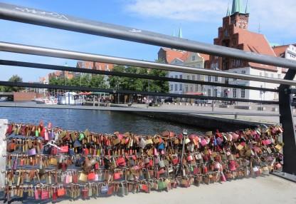 גשר המנעולים של ליבק