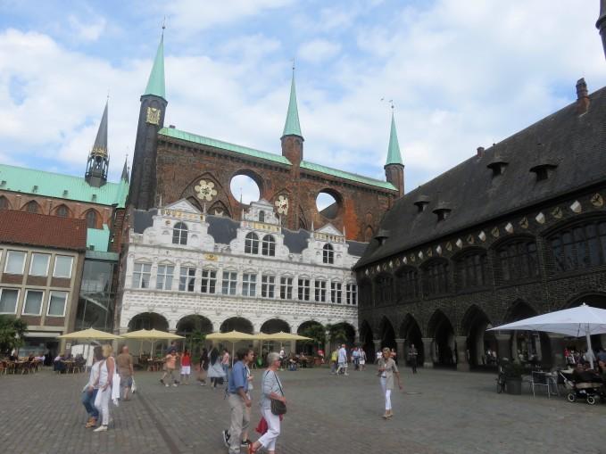 כיכר השוק - Markt