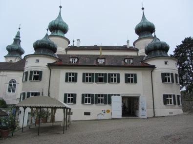 Schloss Artstetten - ארמון ארטסטטן