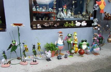 חנויות מתוקות בהאלשטאט