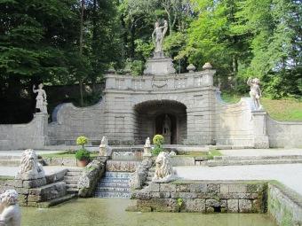 הגן היפה של ארכיבישוף זלצבורג