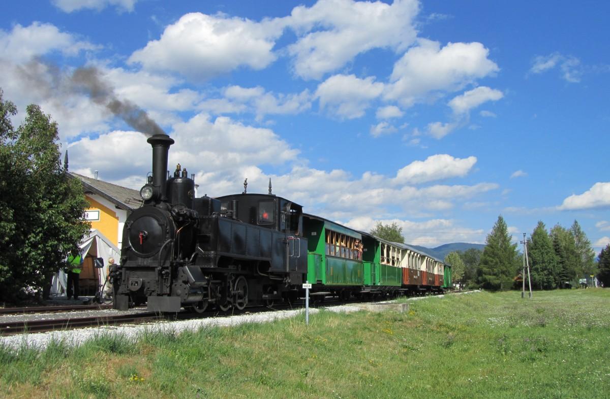 רכבת הקיטור העתיקה בעמק הטאורך