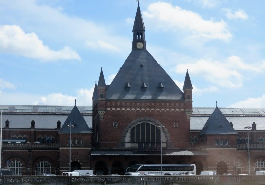 תחנת הרכבת המרכזית של קופנהגן