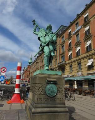 גיבורים דניים מהעבר