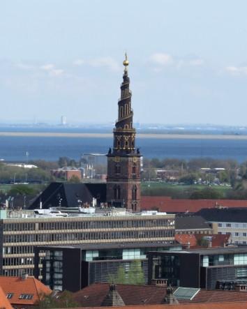 המגדל המפותל של כנסיית המושיע שלנו - Our Saviour