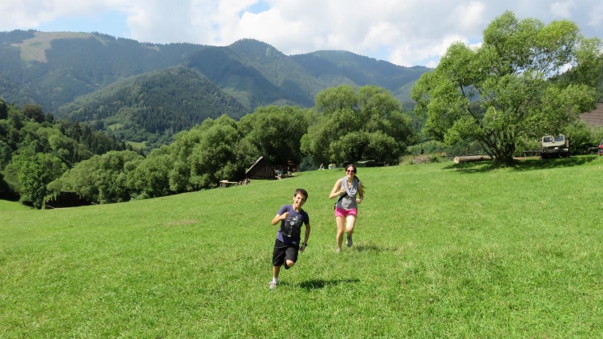מסלולי טבע למשפחות בסלובקיה