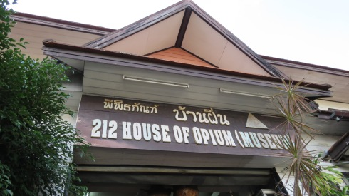 House Of Opium Museum